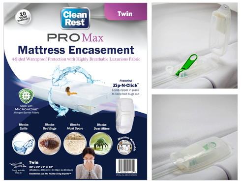 CleanRest Pro Max