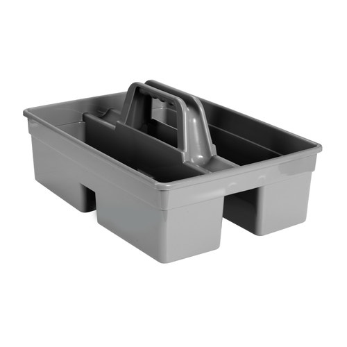 Fantastic Rubbermaid Commercial Products Executive Series Cleaning Caddy Gray Download Free Architecture Designs Scobabritishbridgeorg