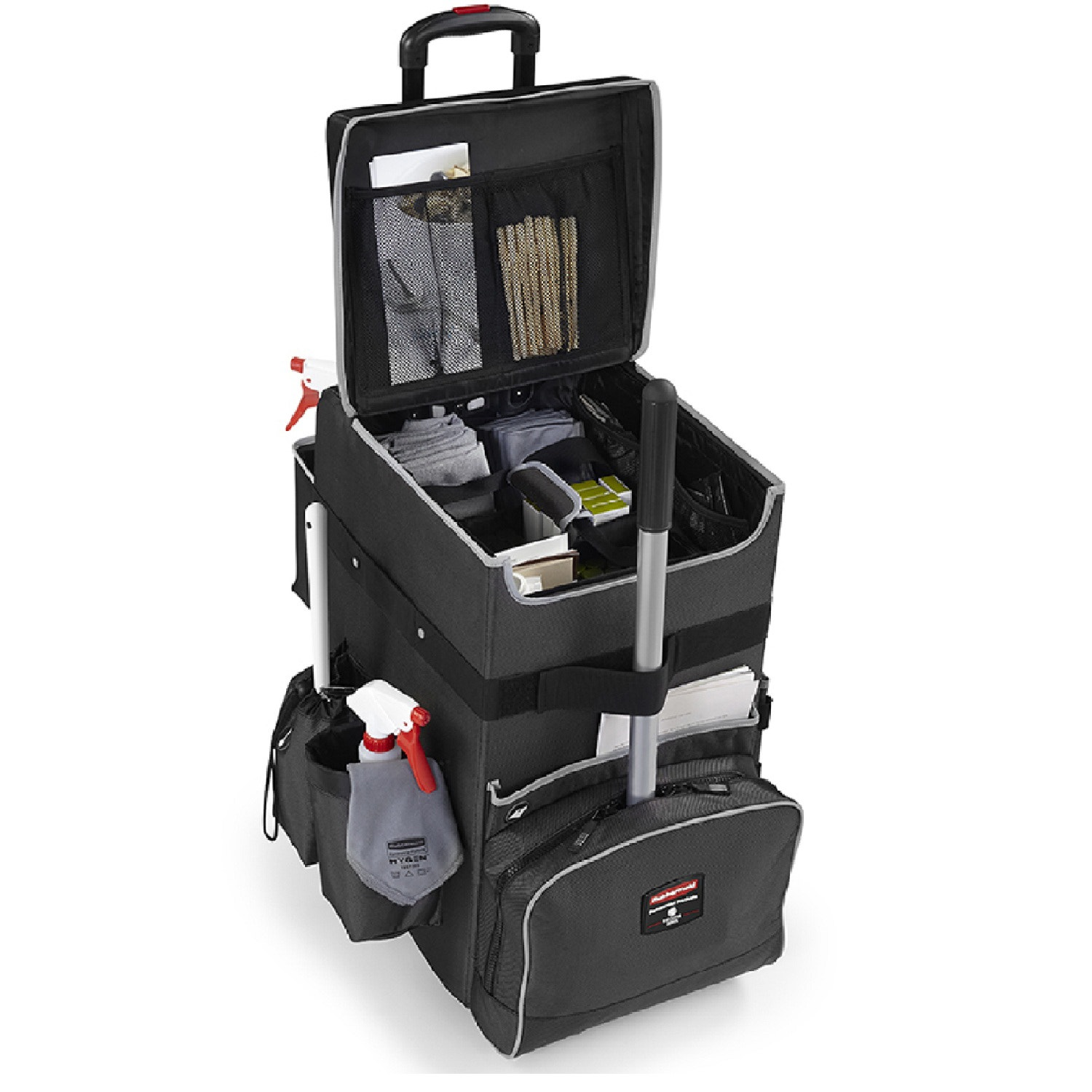 Compact Housekeeping Cart