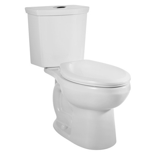 American Standard Toilet Seats >> Dual Flush Toilet American Standard White Elongated Residential