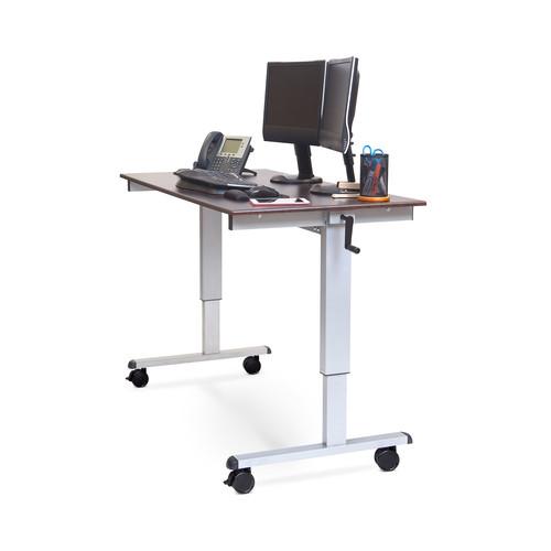 Adjustable Standup Desk, Stand | Office Desks | Office Furniture |  Furniture | Furniture Fixtures And Equipment | Open Catalog | American  Hotel Site