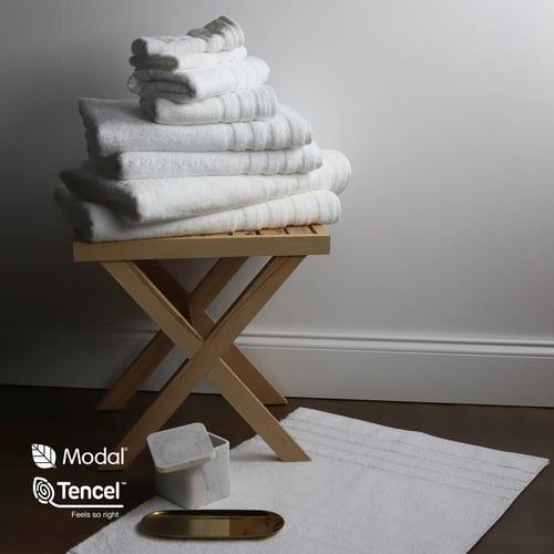 1888 Mills, Naked, Bath Towel, 30X56, 18lb/dz, White