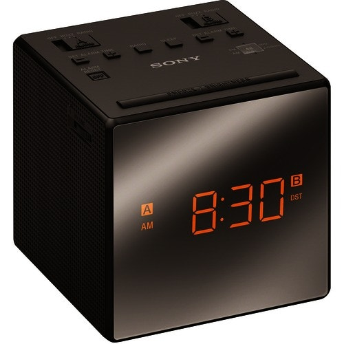 Kitchen Gallery Greensburg Pa: Sony Digital Alarm Clock Radio, Black