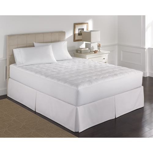 Mattress Pad Beautyrest Black Quilted Fitted 100