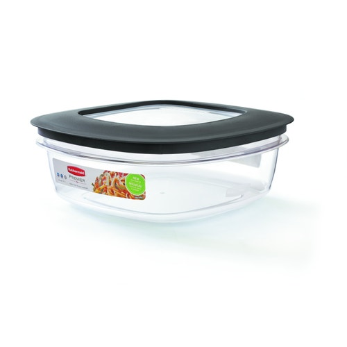 Rubbermaid Commercial Products Rectangle Food Storage Container 9