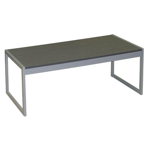 Coffee Table Son Furniture Motif Collection Silver Dark Brown