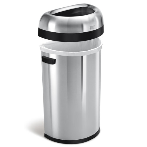 Simplehuman Semi Round Trash Can 50l