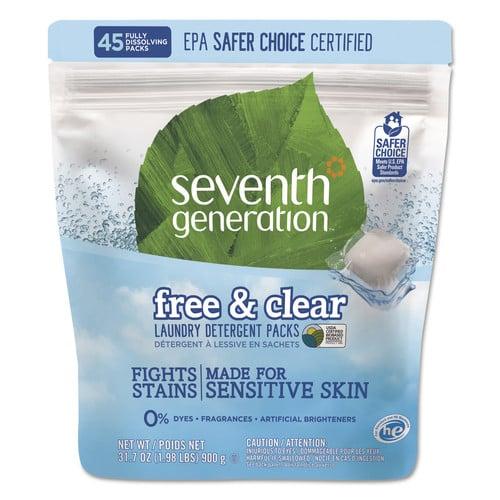 Seventh Generation Laundry Pod