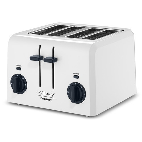 Cuisinart Stay 4 Slice Toaster White Toasters Small Kitchen Appliances Kitchen Supplies Foodservice Open Catalog American Hotel Site