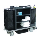Motorized Deluxe Housekeeping Cart