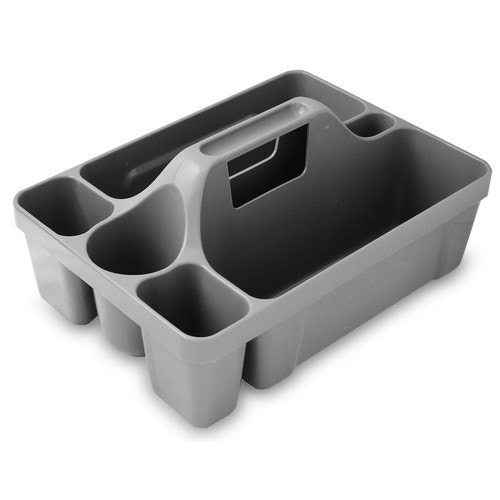 Pleasing Libman Commercial Maid Caddy With Bowl Brush Holder Gray 4 Case Download Free Architecture Designs Scobabritishbridgeorg
