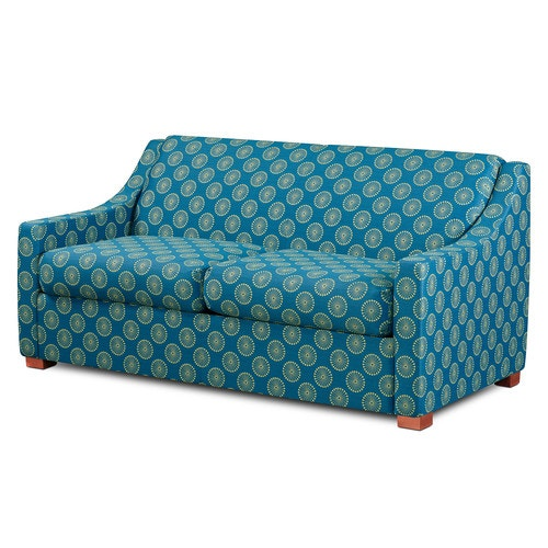 Admirable Transformations Renewable Sofa Bed Queen 6 Wide Sloped Arms Tight Back Tufted Squirreltailoven Fun Painted Chair Ideas Images Squirreltailovenorg