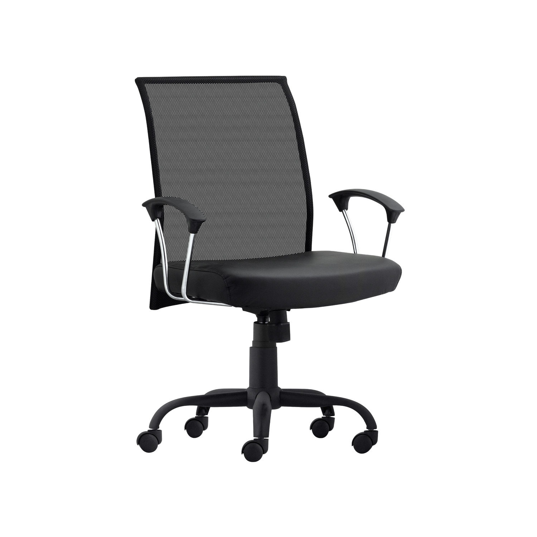 Bari Mesh Task Chair Black 26 W X 24 5 D X 38 41 H