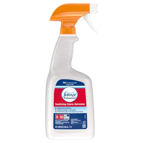 Febreze Professional Sanitizing Fabric Refresher 32 oz ...