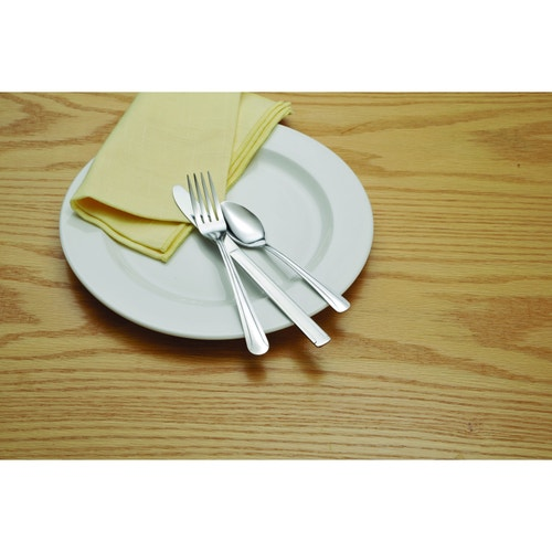 Oneida Dominion Iii 18 0 Stainless Steel Dinner Knife 8 Utensils Flatware Tabletop And Serving Foodservice Open Catalog American Hotel Site
