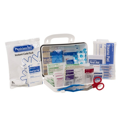First Aid Only 10-Person Bulk First Aid Kits