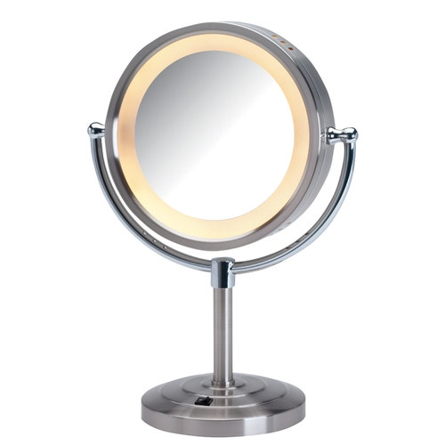 Lighted Vanity Mirror 5x Magnification