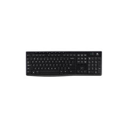 Logitech Wireless Keyboard K270, Black