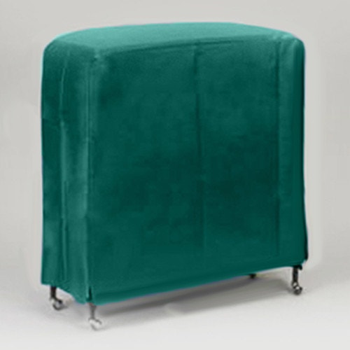 Awe Inspiring Rollaway Bed Cover 30In Green Creativecarmelina Interior Chair Design Creativecarmelinacom