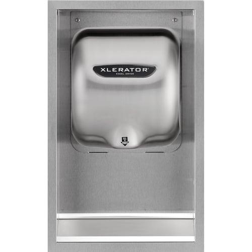 XLERATOR/XLERATOReco Hand Dryer ADA-Compliant Stainless ...