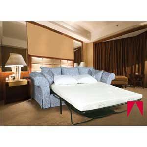 Jeffco Fibres Inc Axiom I Sleeper Sofa Mattress Queen 60 W X 80
