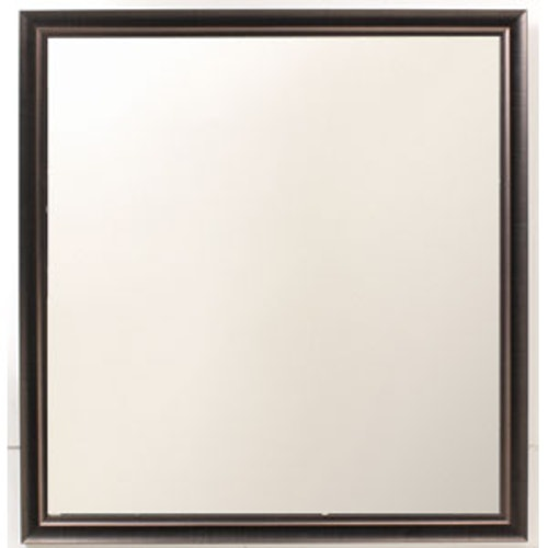 "All American Furniture Park Avenue Corinthian: Wendover Park Avenue Collection Vanity Mirror, 42"" W X 40"