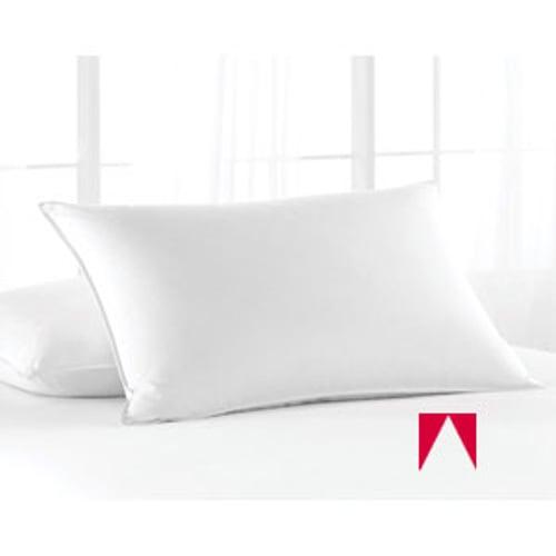 Registry Opulence Medium Density Pillow King Natural