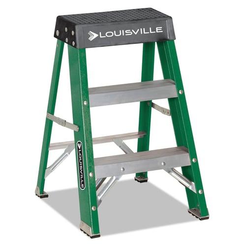 Strange Louisville Step Ladder Green 24 Inzonedesignstudio Interior Chair Design Inzonedesignstudiocom