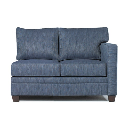 Astounding Brill Seating Metropolitan Loveseat 1 Arm Right Side 52 L X 37 D X 36 H Pabps2019 Chair Design Images Pabps2019Com