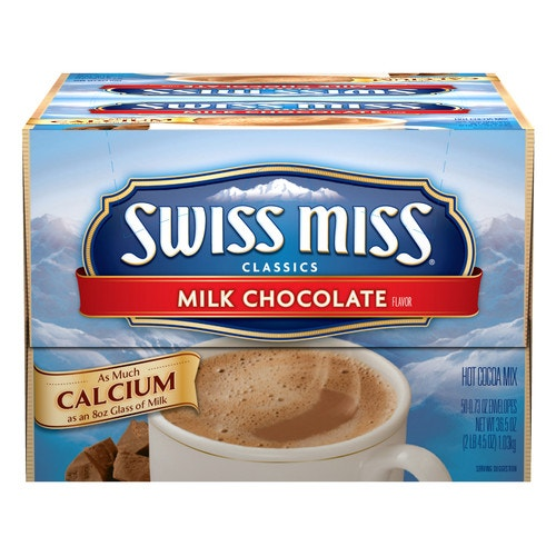 Image result for hot chocolate swiss miss