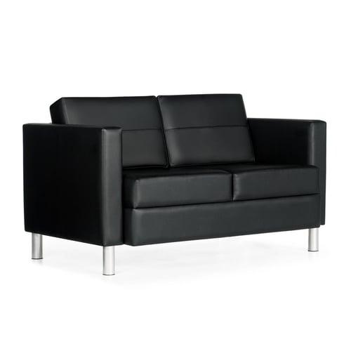 Sofa Two Seat Citi Black