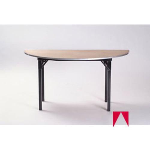 Super Seminar Folding Tables Maywood 5 8 Original Plywood 30 X 60 Half Round Download Free Architecture Designs Grimeyleaguecom