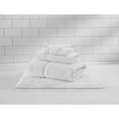 1888 Mills Crown Touch Dobby Border Bath Sheet, 35