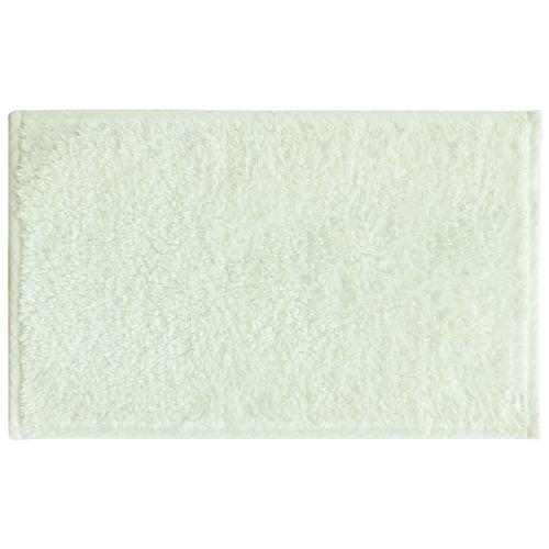 Bacova Guild Bath Rug 21 X 34 White
