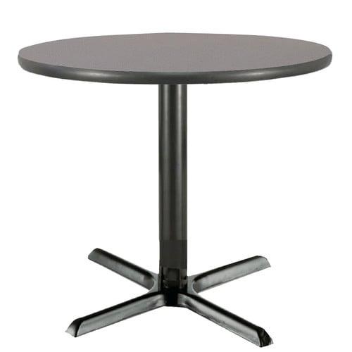 Kfi Seating Round Restaurant Table 42 Dia Laminate Top Steel